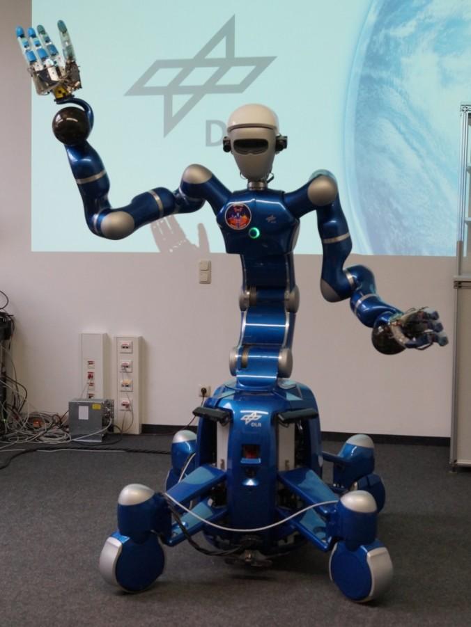 robotics at DLR